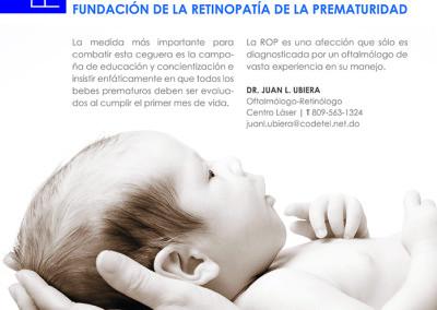 Ceguera Bebe Prematuro